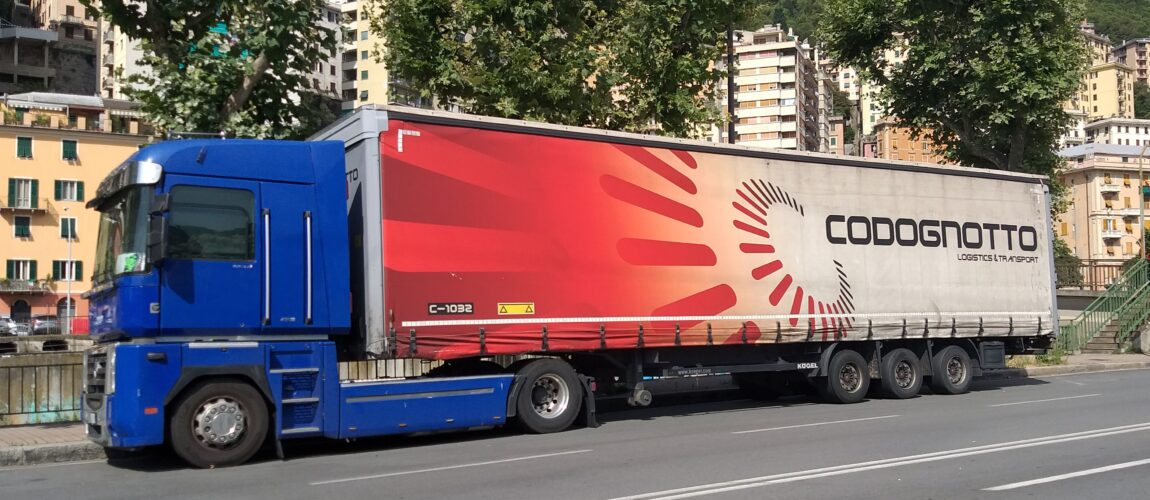 Camion Codognotto