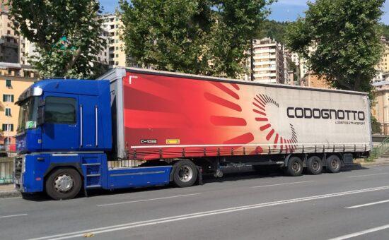 Camion Codognotto