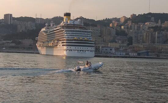 Costa Diadema a Genova