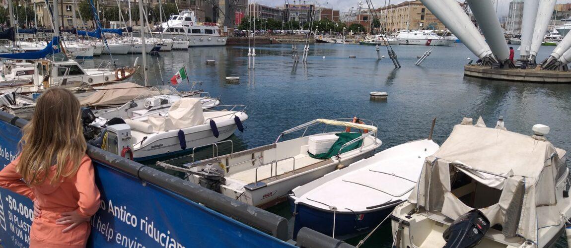 Barche Porto Antico Genova bis